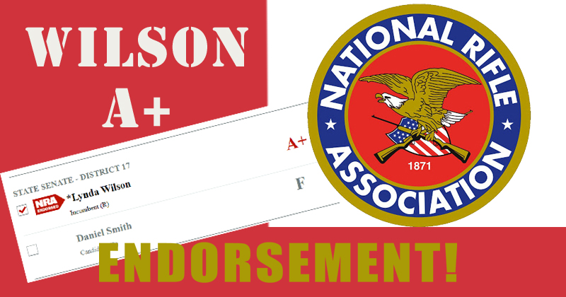 Wilson NRA endorsement edited 3